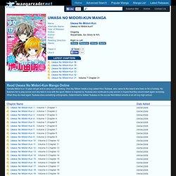 Uwasa No Midori-Kun Manga - Read Uwasa No Midori-Kun Online For Free
