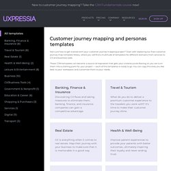 UXPressia – Free customer journey mapping (CJM) templates, service blueprint and customer experience map examples
