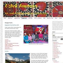 Uzbek Journeys: Kyrgyz tours