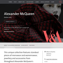 V&A · Alexander McQueen