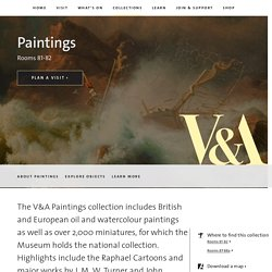 V&A · Paintings
