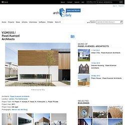 V12K0102 / Pasel.Kuenzel Architects