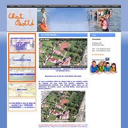 Chat Botté, De Haan, centre de vacances pour enfants, classes de mer, stages d'été - Bienvenue