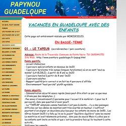 VACANCES AVEC ENFANTS - papynou-guadeloupe.com