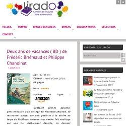 Deux ans de vacances ( BD ) de Frédéric Brrémaud et Philippe Chanoinat
