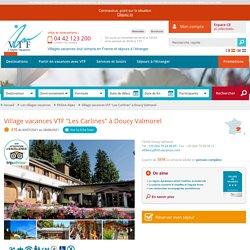 Village vacances en Savoie, à Doucy Valmorel en été, Les Carlines