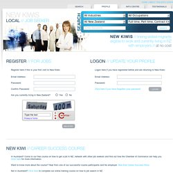 Recruitment agencies in NZ