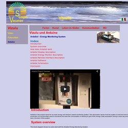 Sempre Vacanze - ArdaSol - Energy Monitoring System