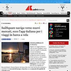 Vacanze: punta ad America e Caraibi app italiana per viaggi in barca a vela - Adnkronos