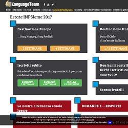 Vacanze Studio estero, Stage Linguistici e Corsi di Lingua all'estero