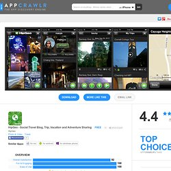 HipGeo - Social Travel Blog, Trip, Vacation and Adventure Sharing