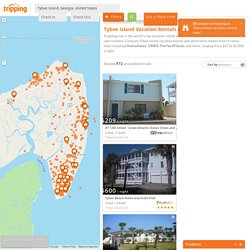 Tybee Island Vacation Rentals - Tybee Island Short Term Rentals