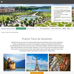 France Vacations & Travel Packages