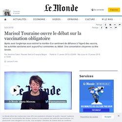 Marisol Touraine ouvre le débat sur la vaccination obligatoire