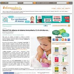'I vaccini? Un attacco al sistema immunitario' Claudio Simion - Presidente Comilva