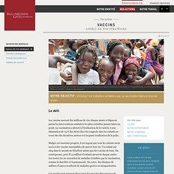 Propagande vaccinale, fondation Bill & Melinda GATES