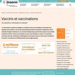 Vaccins et vaccinations