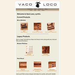 Vaco Loco