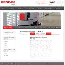 Atex Vacuum Cleaner – Explosion Proof Vacuum Cleaner
