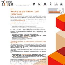 Agence internet C'est en Ligne // stratégie digitale et technologies