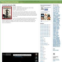 Film La Grande Vadrouille (1966) - regarder en streaming gratuitement