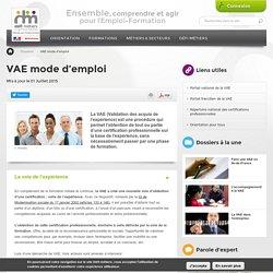 VAE en Ile-de-France - InfoVAE-idf.com -