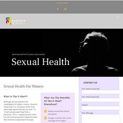 Vaginal rejuvenation EL Paso