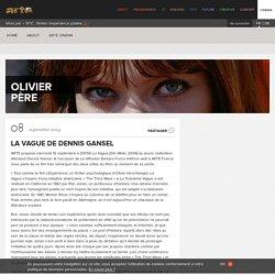 La Vague de Dennis Gansel - Olivier Père