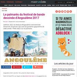 Angoulême : tous les vainqueurs du Festival international de la BD