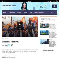 Vaisakhi Festival - Classroom - BTN