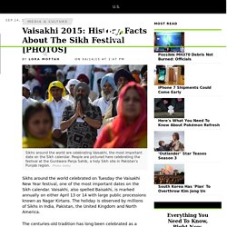 Vaisakhi 2015: History, Facts About The Sikh Festival [PHOTOS]