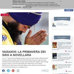 Vaisakhi: la primavera dei Sikh a Novellara