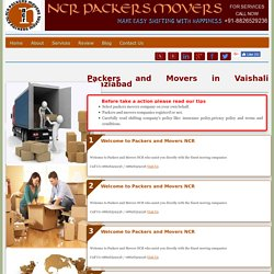 Packers and Movers Vaishali