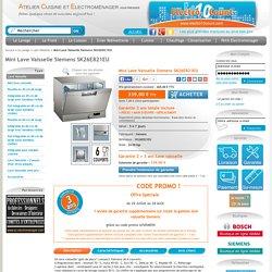 Lave Vaisselle Siemens SK26E821EU Pas Cher
