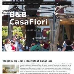 Goedkope Bed and Breakfast Lago Maggiore - Bed and Breakfast CasaFiori