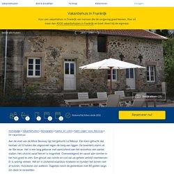 Bekijk vakantiehuis Mont Beuvray in Saône-et-Loire - Bourgogne - Gites.nl