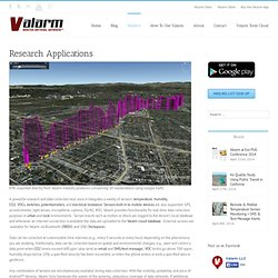 Research and Academia : Valarm