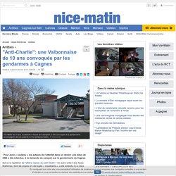 """""""Anti-Charlie"""": une Valbonnaise de 10 ans convoquée par les gendarmes à Cagnes"""