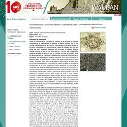 Valenciennes - Réseau des sites majeurs Vauban