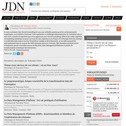 Valentin Vivier : ses chroniques sur le JDN