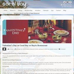 Coral Bay - Valentine's restaurant