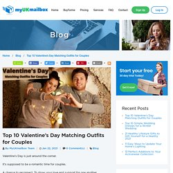 Top 10 Valentine's Day Matching Outfits for Couples