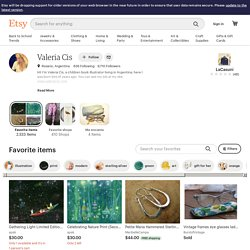Valeria Cis on Etsy