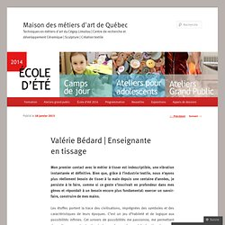 Maison des métiers d'art de Québec