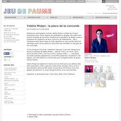 Valérie Mréjen : la place de la concorde