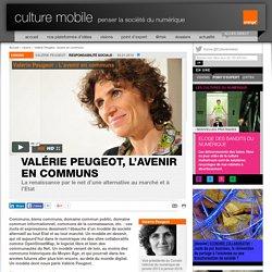 Valérie Peugeot, l'avenir en communs - visions