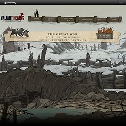 Valiant Hearts: The Great War - Coming June 25, 2014