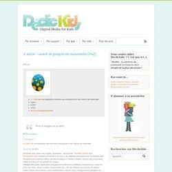 Je valide : carnet de progrès en maternelle (iPad)