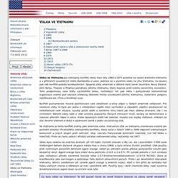 Válka ve Vietnamu - USA.QeX.cz - Spojené státy českýma očima (610)
