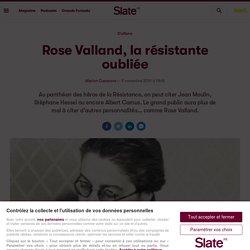 Rose Valland, la résistante oubliée